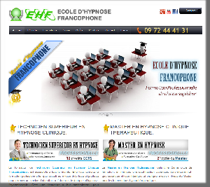 http://www.ecole-hypnose-francophone.fr/